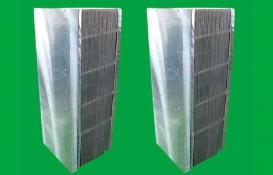 充电桩热管散热器