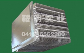 丹东矿用热管散热器