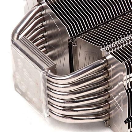 大功率热管散热器